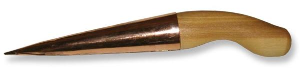 Plantoir en cuivre dibber MAIA bronze | Boterre